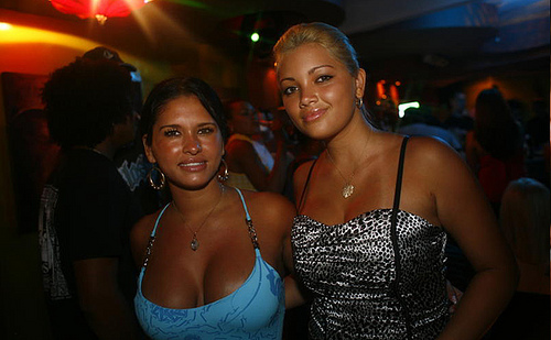 Ticas costa rica nightlife