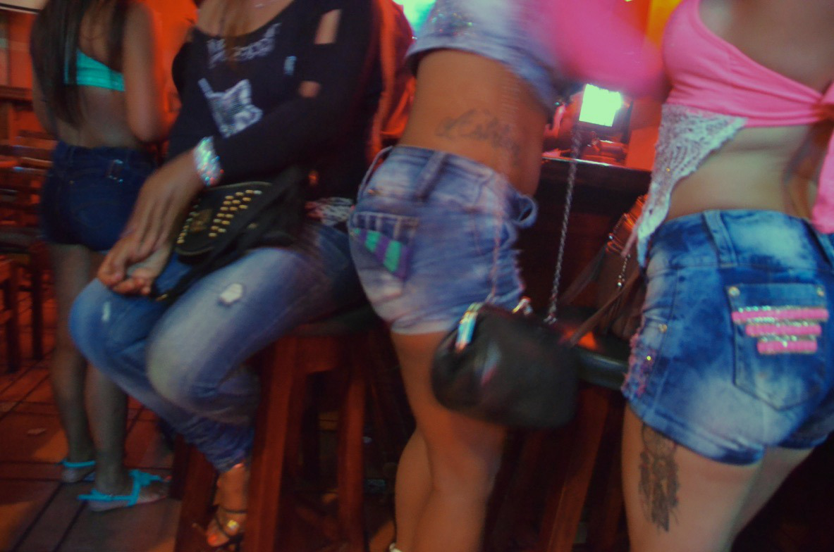 Costa rica nude clubs